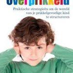 Boek Overprikkeld: een handig hulpmiddel voor (ouders van) prikkelgevoelige kinderen